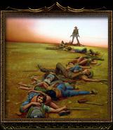 Великолепно подготовленные бойцы, лидеры, судьи последней инстанции, cтрелки были смелы, расчетливы и жестоки...